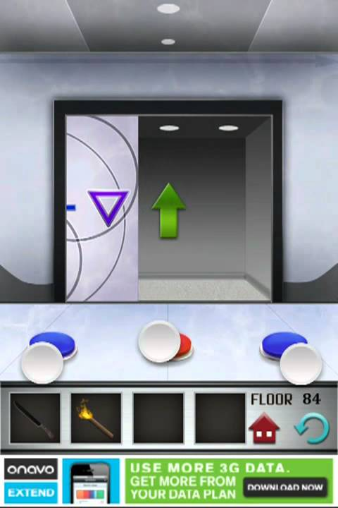 100 Floors Level 85 Walkthrough Android