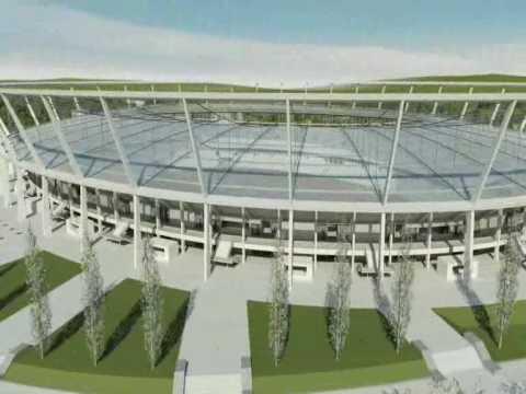stadion śląski po przebudowie
