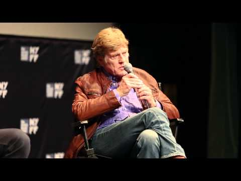 "NYFF51: ""All is Lost"" Press Conference 