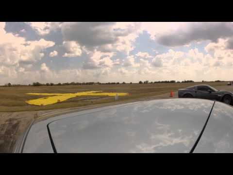Porsche 996 Turbo Vs 900Hp C6 Corvette Grandsport (automatic)