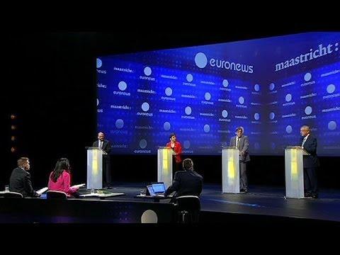European presidential debate: economy