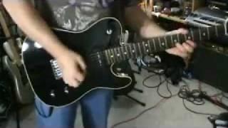 2007 Fender Aerodyne Telecaster Guitar Review By Scott Grove