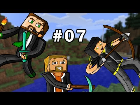 Minecraft #07 - Pprava farmy | esk Let's Play