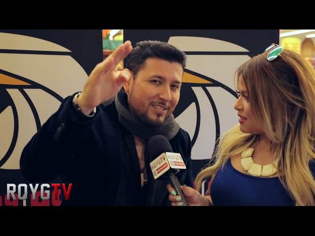 Roberto Tapia En Mi Pueblo Food Center por ROYGTV