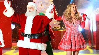ᴴᴰ Mariah Carey All I Want For Christmas Is You