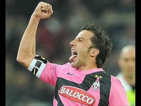 Tributo ad ALESSANDRO DEL PIERO: il numero 10, il Capitano della Juventus Campione d'Italia 2012