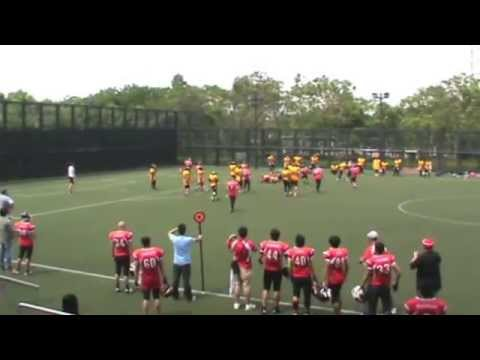 Philippine Punishers vs Hong Kong Cobras 11 May 2013 4th Qtr