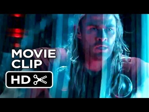 Thor: The Dark World Official Clip - Escape From Asgard (2013) HD