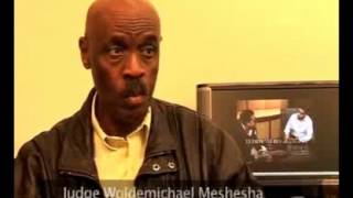 "Neftegna Watch: ""Judge"" Woldemichael Meshesha Receives the Baton from Tedla Asfaw and ""Prof. Fiqadu Lamessa"" to Propagate Oromophobia; He Calls the Oromo People ""Fools"" (""Yewah"") for Deciding for Themselves"