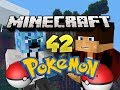 Minecraft Pokemon - Episode 42 - AN INTERESTING BATTLE!