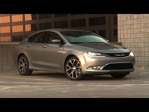 All-new 2015 Chrysler 200C