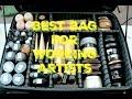 Makeup Artist Series 12 Best Bag For Working Artists Mandy Davis MUA
