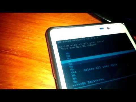 Reset lại máy điện thoại Android vô cùng đơn giản... bằng ứng dụng Power Menu.