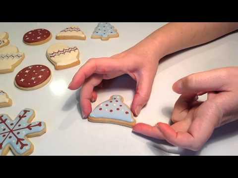 Πως να φτιάξεις Χριστουγεννιάτικα μπισκότα (the fun part)
