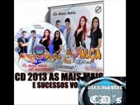 NOVO CD MALA 100 ALÇA 2014 VOL 08 ACUSTICO FOI POR AMOR