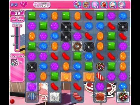 Candy Crush Saga :: Gameplay & Solution for Level 115 :: 3 Stars :: No