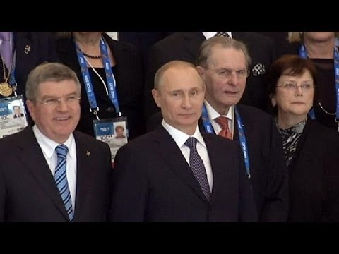 IOC piles praise on Russia's preparations for Sochi Olympics