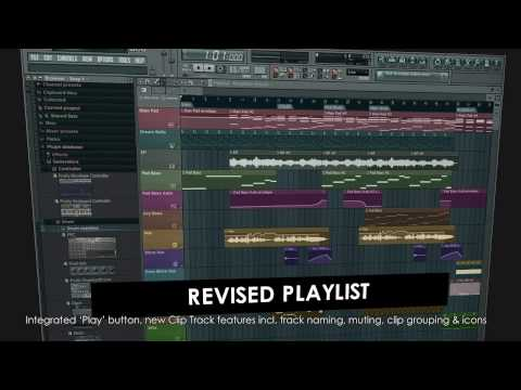 FL Studio 9 Introductory video ...