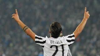 I primi goal di Dybala in maglia Juventus - Dybala and his dream Juve start!