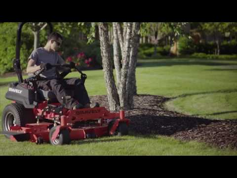 2017 Gravely Pro Turn 400 Zero Turn Professional Lawn Mower Overview
