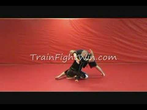 Single Leg Barrell Roll