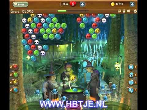 Bubble Witch Saga level 38