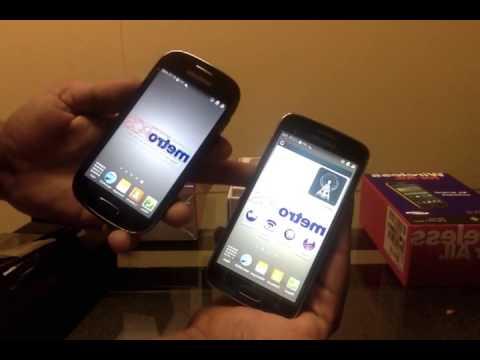 Samsung Galaxy Light Vs Galaxy Avant – Metro pcs