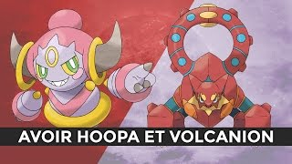 HOOPA, VOLCANION & EVENTS ASTUCE POKEMON X Y