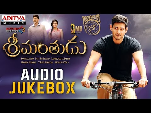 Listen Srimanthudu Movie Songs Online