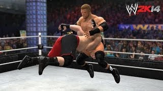 WWE 2K14 Wrestlemania 29 Remake