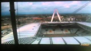 Il nuovo stadio della Juventus al 28/06/2011