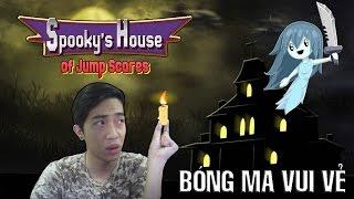 Bóng ma vui vẻ   Spooky's Jumpscare Mansion