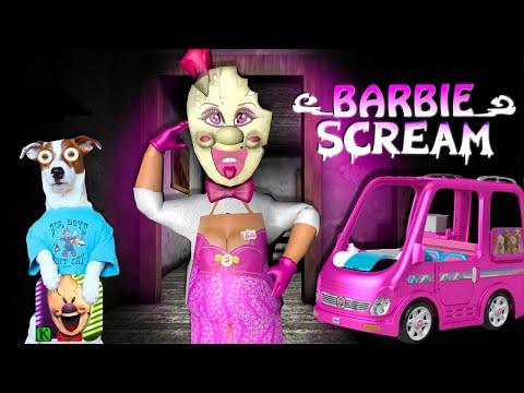МОРОЖЕНЩИК это БАРБИ ► ICE SCREAM МОД БАРБИ