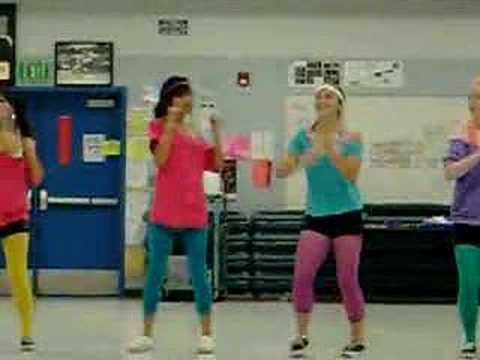 aerobics boom boom boom