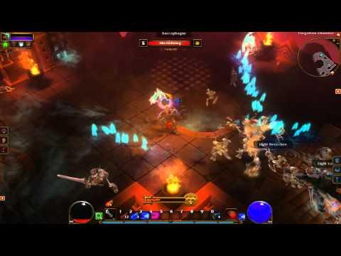 Играем в Torchlight 2 Beta (Let's Play)