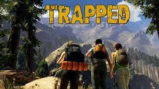 TRAPPED ON MOUNT CHILIAD (GTA V Online w/ Goldy & Friends)
