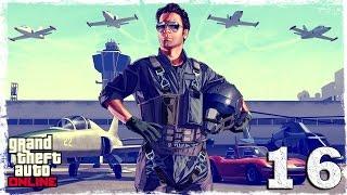 [PS4 COOP] GTA ONLINE. #16: Ограбление: в роли копов.
