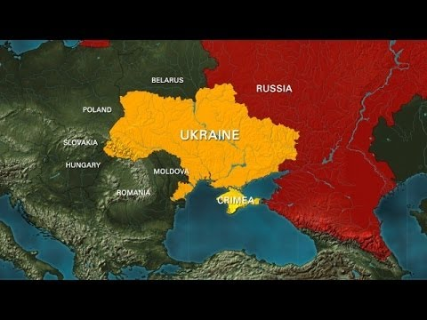 The Ukraine/Crimea/Russia Conflict