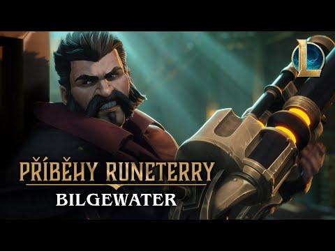 LoL - Príbehy Runeterry - Bilgewater - Zrada na druhú