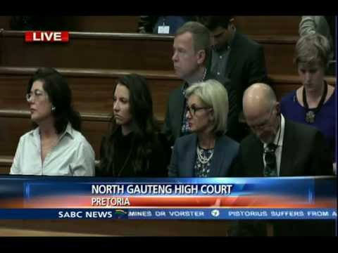 Oscar Pistorius Trial: Tuesday 13 May 2014, Session 1