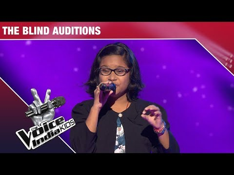 Abhraman Performs on Aisa Lagta Hai - Episode 9 - Dec 9, 2017 - The Voice India Kids S2