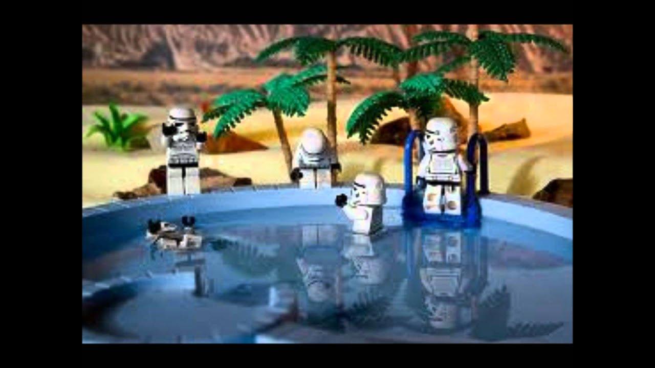 super funny lego star wars pics youtube. Black Bedroom Furniture Sets. Home Design Ideas