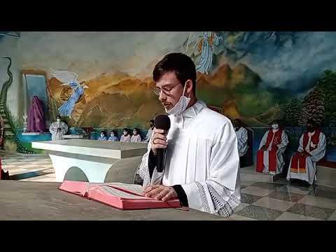 Celebração da Paixão do Senhor | 02.04.2021 | Padre José Sometti | ANSPAZ