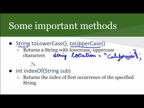 Awesome explanation of Strings in Java! - YouTube
