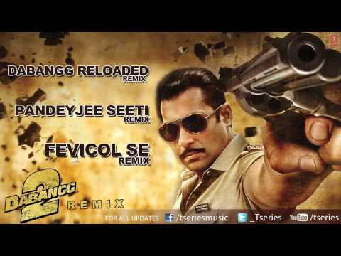 Dabanng 2 Full Songs Remix (Jukebox) | Salman Khan, Sonakshi Sinha