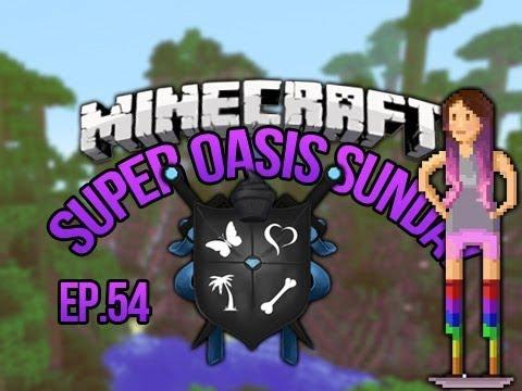Minecraft Oasis 54