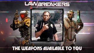LawBreakers - Ingyenes Hétvége Trailer