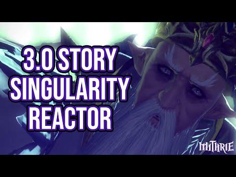 FFXIV Heavensward 3.0 0730 Story 26: Singularity Reactor + Credits