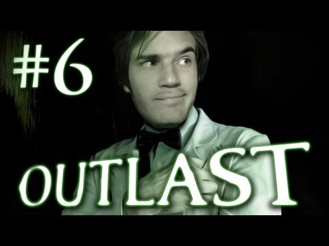 CRAZY SCIENTIST! - Outlast Gameplay Walkthrough Playthrough - Part 6