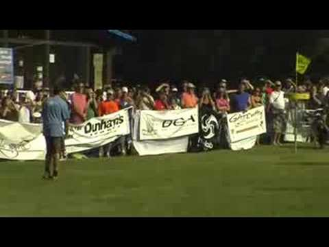 2008 PDGA Worlds - Dave Feldberg's Final Hole